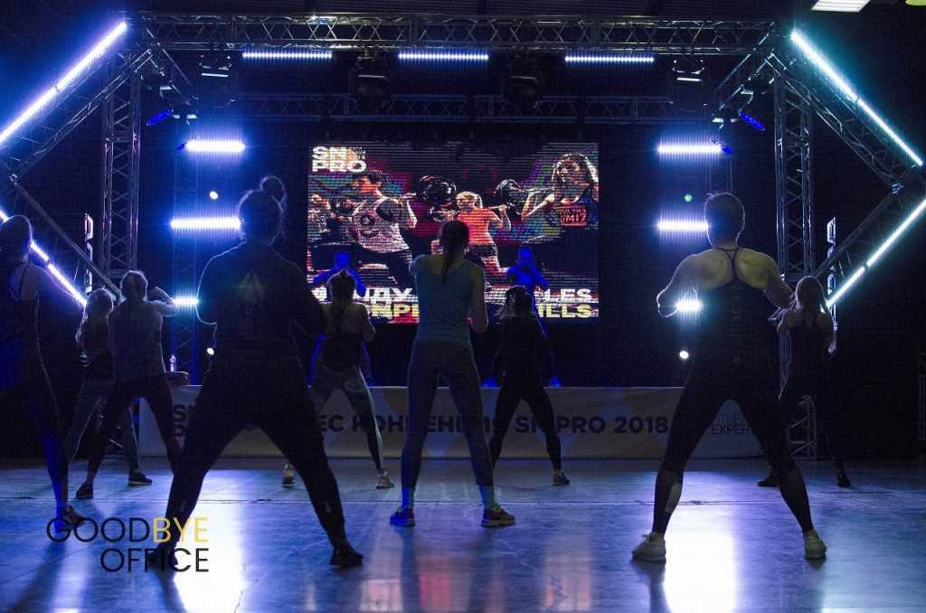 Осуществи мечту на фитнес-конвенции SN PRO 2019